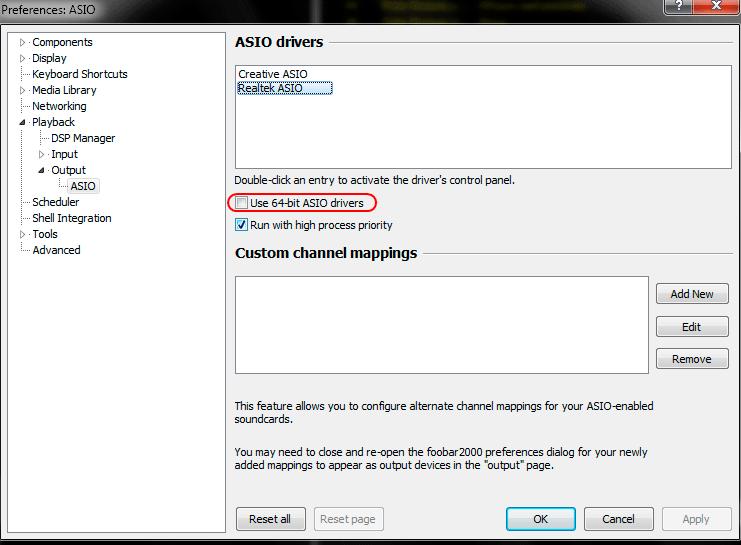 Asio драйвер для Windows 7 64 Bit скачать - фото 11